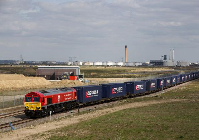 專家:在大流行背景下歐洲繼續加大中歐鐵路集裝箱運輸量