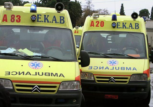 希臘救護車
