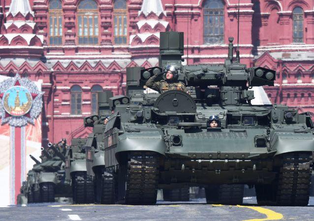 莫斯科勝利閱兵式