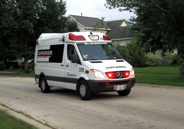 美國急救車