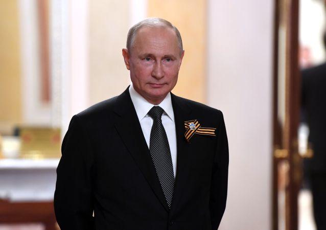 59%俄羅斯人信任普京
