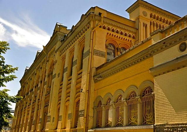 基輔的布羅德斯基猶太教堂