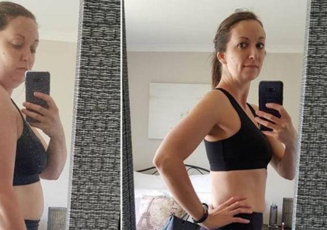 新西蘭女子分享成功減肥37公斤的經驗