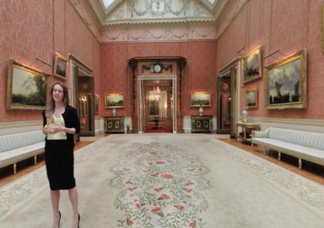 英國皇家官邸