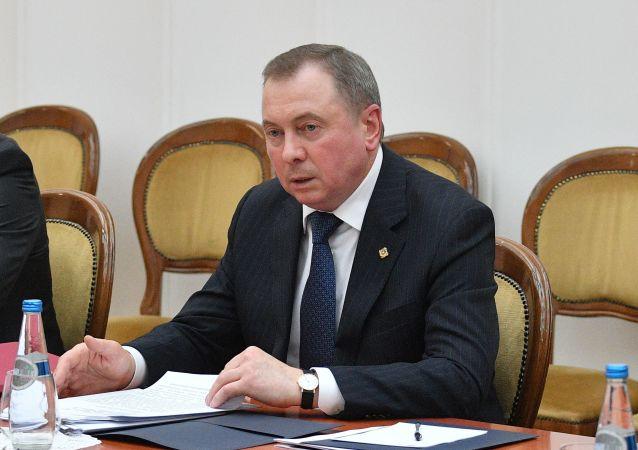白俄外長稱從美國購買石油為長期計劃