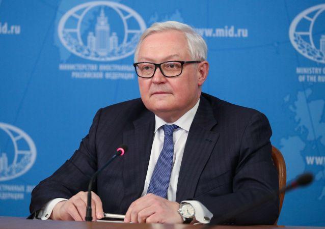 俄羅斯外交部副部長里亞布科夫