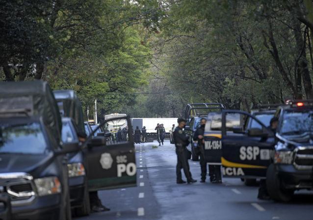 墨西哥國民警衛隊在美墨邊境水壩附近殺死兩名抗議者