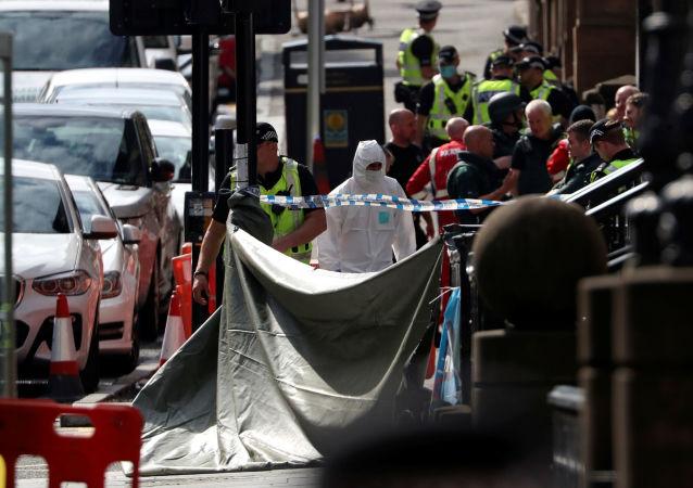 警方:蘇格蘭格拉斯哥持刀襲擊事件不被視為恐怖襲擊