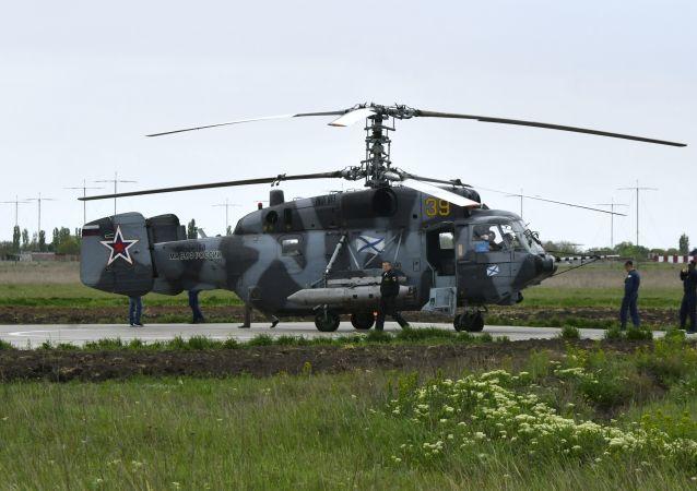 卡-29直升機