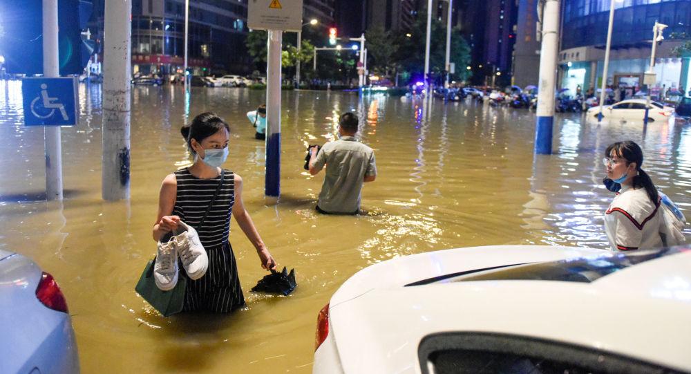 中國水利部:今年中國洪澇災害造成7047.1萬人次受災