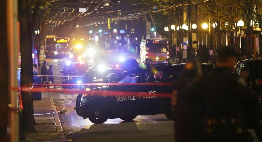 美國警方證實西雅圖發生槍擊事件致1名少年死亡