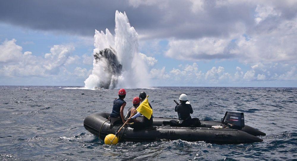 中國有能力應對印日任何海軍活動