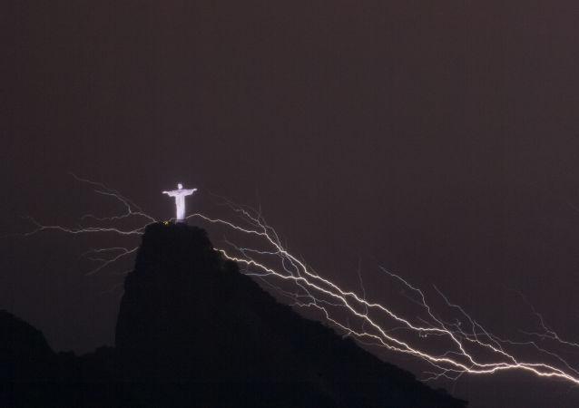 人類歷史上最長的閃電記錄