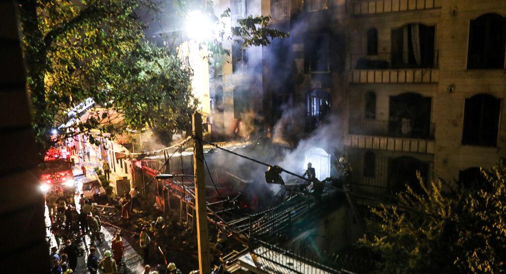德黑蘭一診所發生爆炸致19死24傷