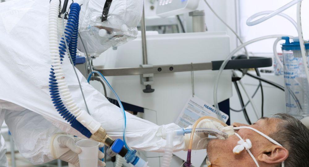 哈薩克斯坦單日新增新冠病毒感染病例超2800例