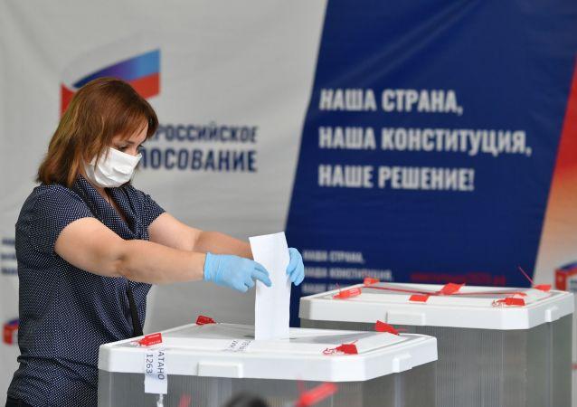 習近平:俄憲法修正案高票通過充分體現俄人民對俄政府治國理念的認同