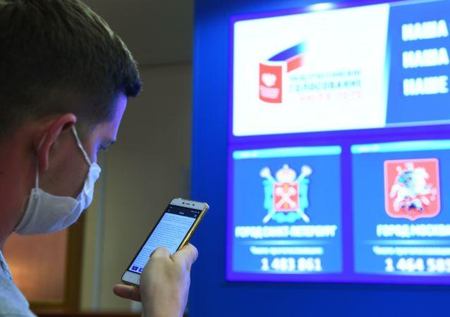俄中選委計票95,61%:78,04%選民投票支持修憲