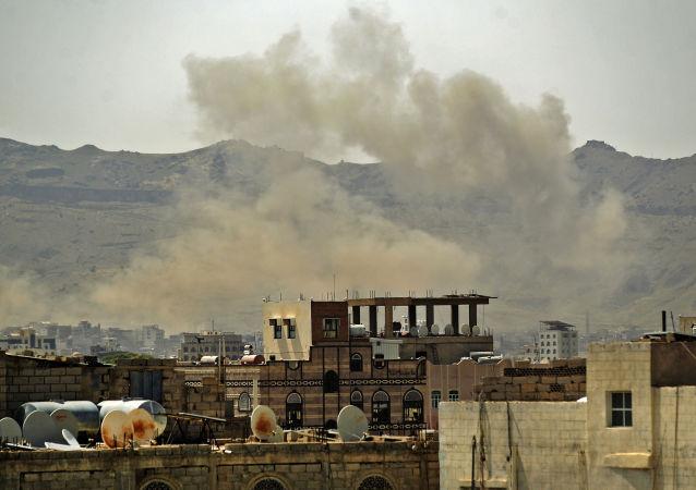 聯合國人道主義事務協調廳:也門衝突5年來致死人數超過23萬人