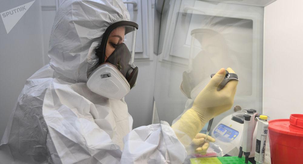 俄羅斯單日新增6509例新冠病毒感染病例 累計超70.7萬例