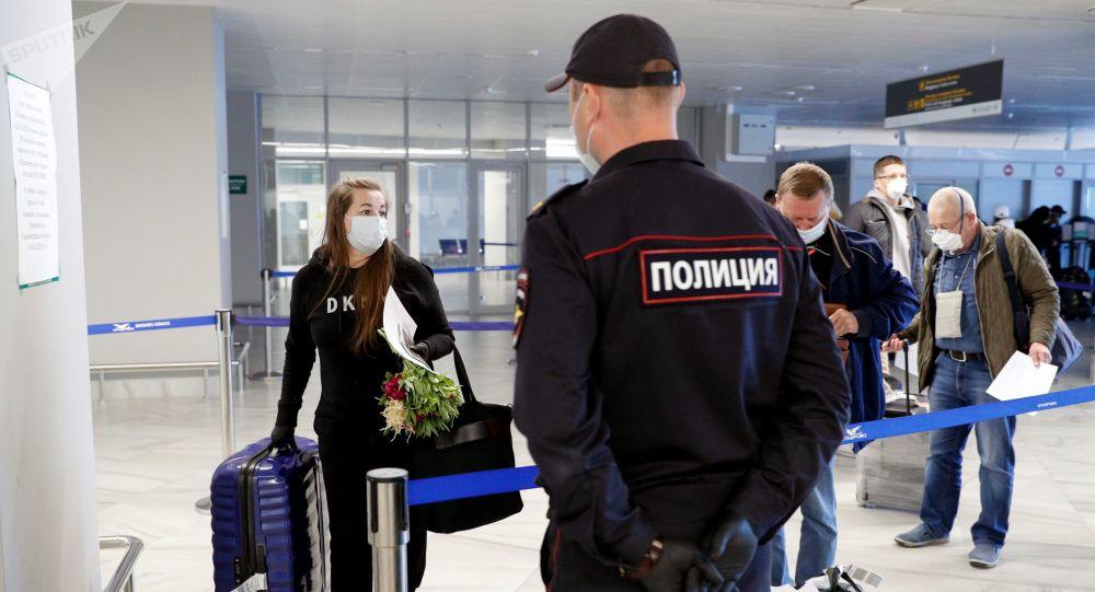 俄航空公司和機場總體上完成違反抗疫措施的整改