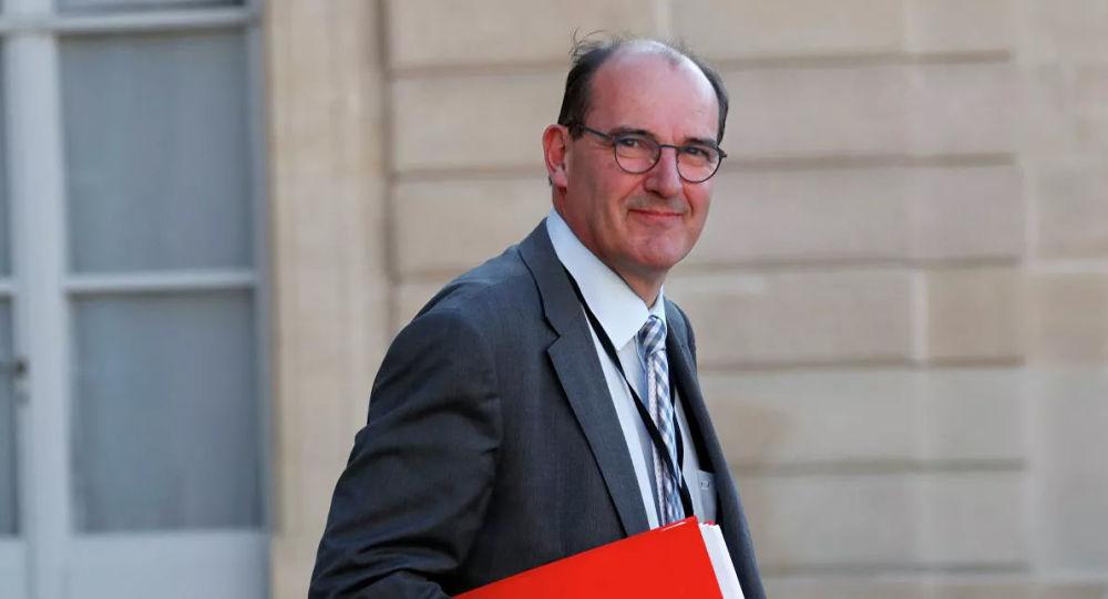 愛麗捨宮:馬克龍任命讓·卡斯泰為法國新任總理
