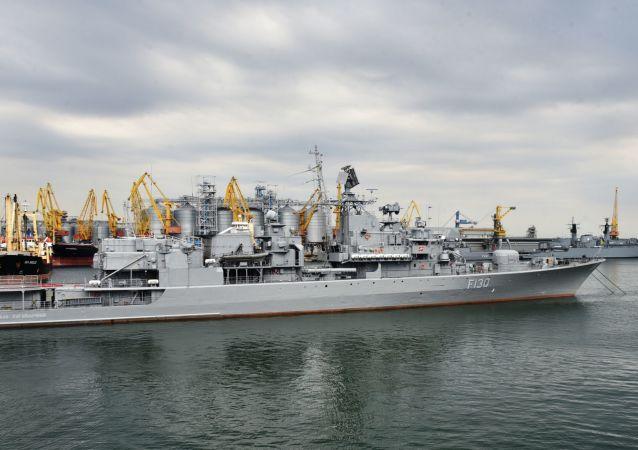 烏克蘭敖德薩港口
