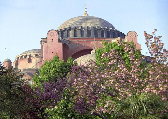 伊斯坦布爾聖索菲亞教堂博物館