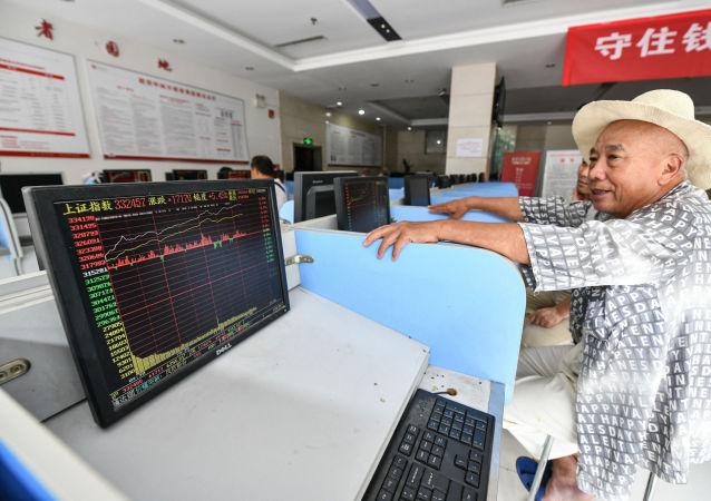 是甚麼拉動了中國股市?
