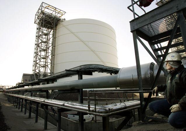 俄專家:面向亞太市場的美國西海岸液化天然氣出口項目無法迅速收回投資