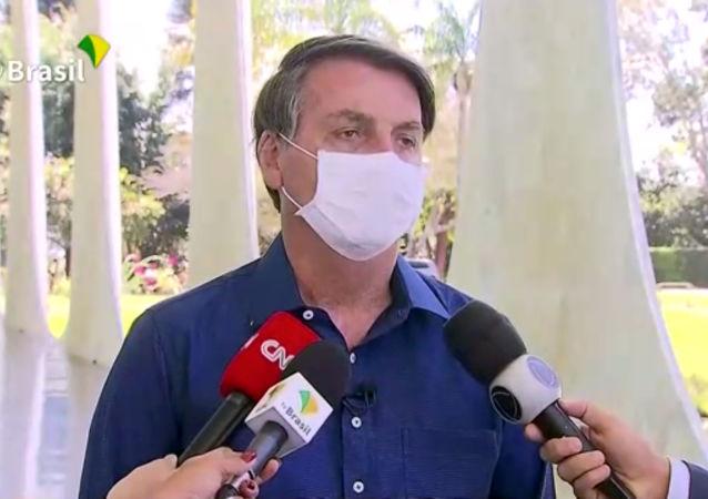 巴西總統博索納羅