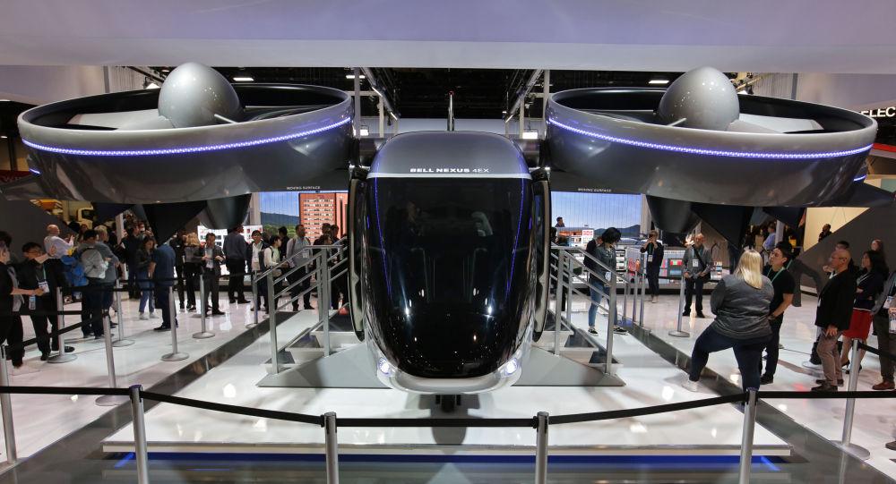 美國正在研發軍用飛行汽車