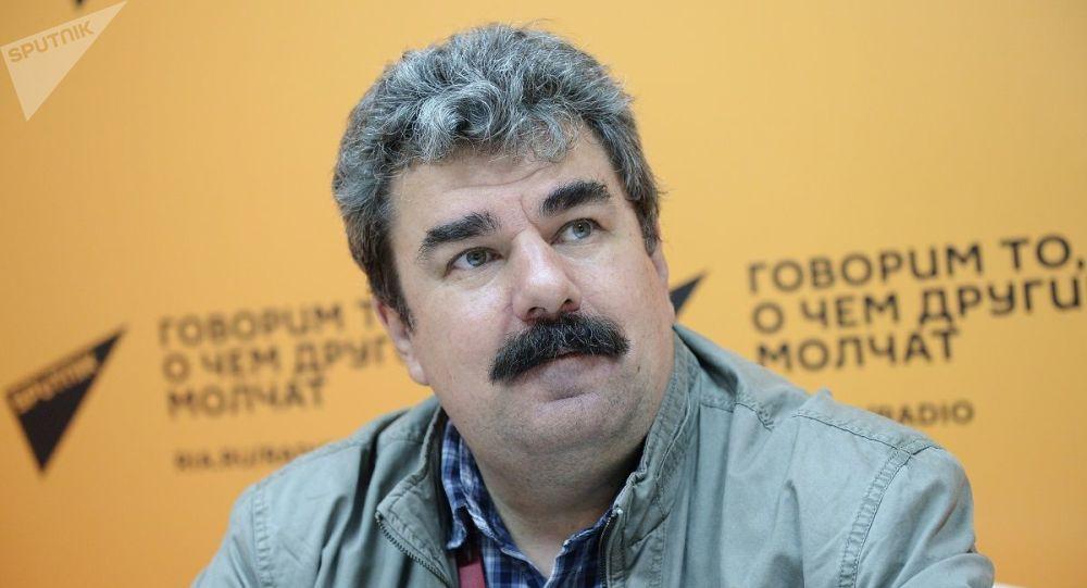 俄羅斯軍事專家、《祖國武庫》雜誌編輯阿列克謝∙列昂科夫