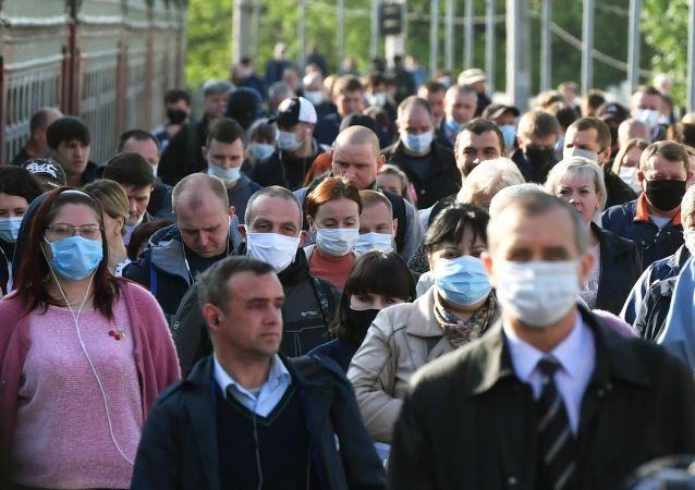 俄聯邦生物醫藥署:30%的俄羅斯民眾具有新冠病毒抗體